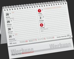 Stehkalender A5 Table Tages Classic